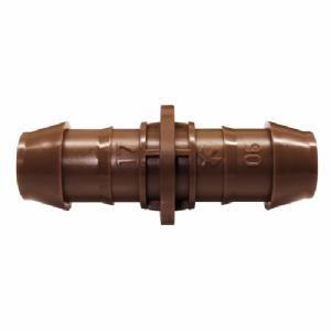 União P/ Tubo Dripline 17mm